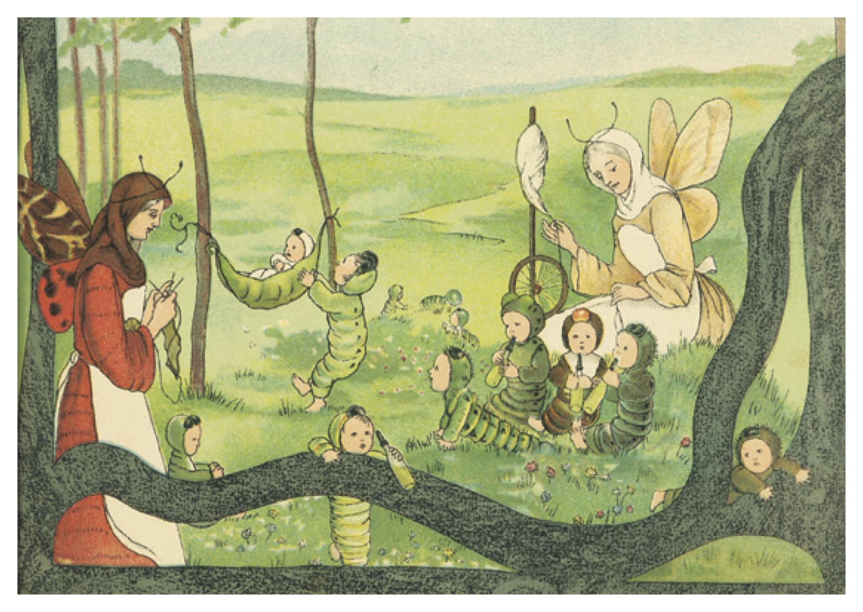 Zengőkert képeslapok, 3.