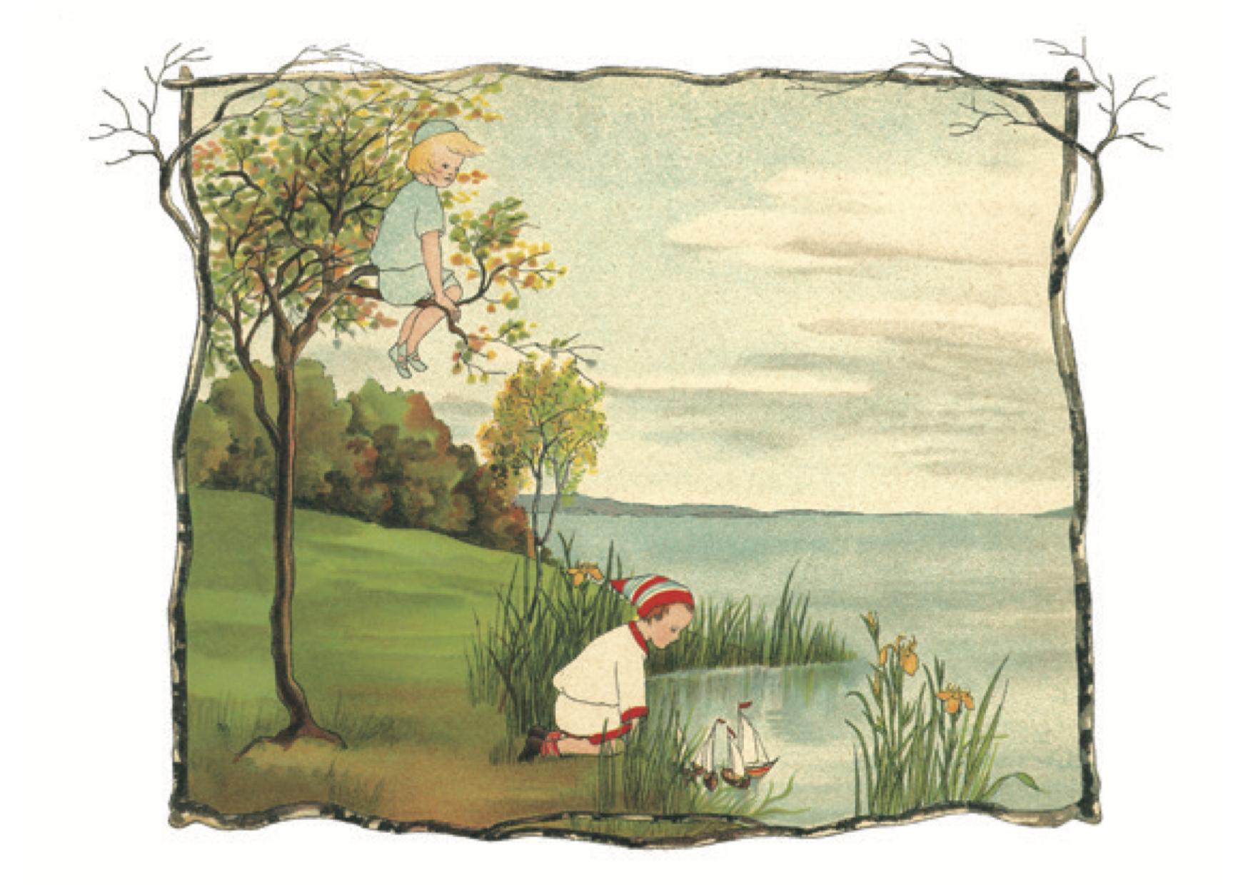 Zengőkert képeslapok, 4.